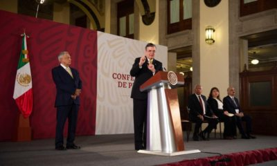 Ebrard, AMLO, Andrés Manuel, López Obrador, Trump, Donald, Estados Unidos, Justicia, AMLO,