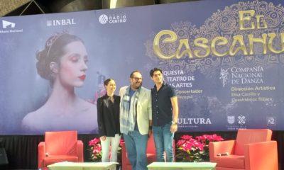 Cascanueces, Ballet, Auditorio Nacional, Cultura, Danza, Arte,