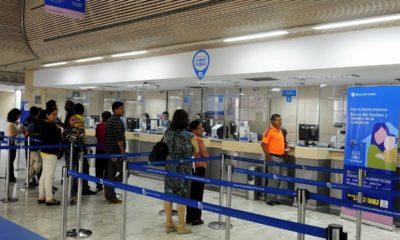 Bancos no abrirán el lunes 18 de noviembre