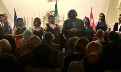 Cantantes mexicanos van a Nueva Orléans a audiciones de MetOpera