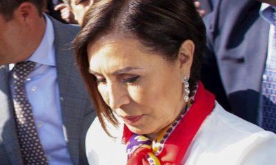 Aprueban en Comisiones Unidas dictamen de juicio político contra Robles