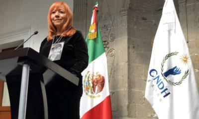 Rosario Piedra presenta plan de austeridad en la CNDH