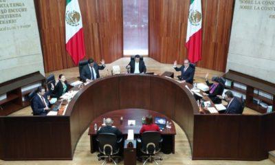 TEPJF desecha recurso de senadores del PAN contra elección de Rosario Piedra