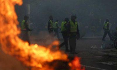 tres muertos tras protestas en Colombia