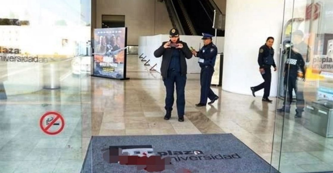 Asesinan a empleado de estacionamiento en asalto en Plaza Universidad