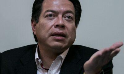 Anuncia, Mario Delgado, Delgado, Diputados, Ley, Amnistía, Partidista, Financiamiento,