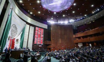Cámara de Diputados aprueba en lo general la Ley de Amnistía