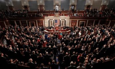 Cámara, Representantes, Votación, Juicio, Político, Trump, Donald,