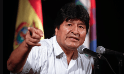 Evo Morales, Morales, Denuncia, Hostigamiento, Embajada, México, Reprueba, Condena,