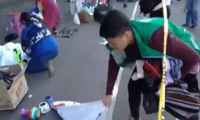 Cesan a empleados de la CDMX por maltrato a vendedores indígenas