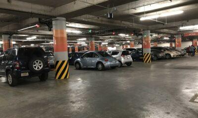 Iniciativa para cobrar estacionamiento por minuto