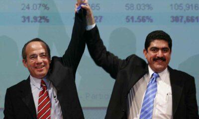 Espino acusa que Calderón encubrió a García Luna