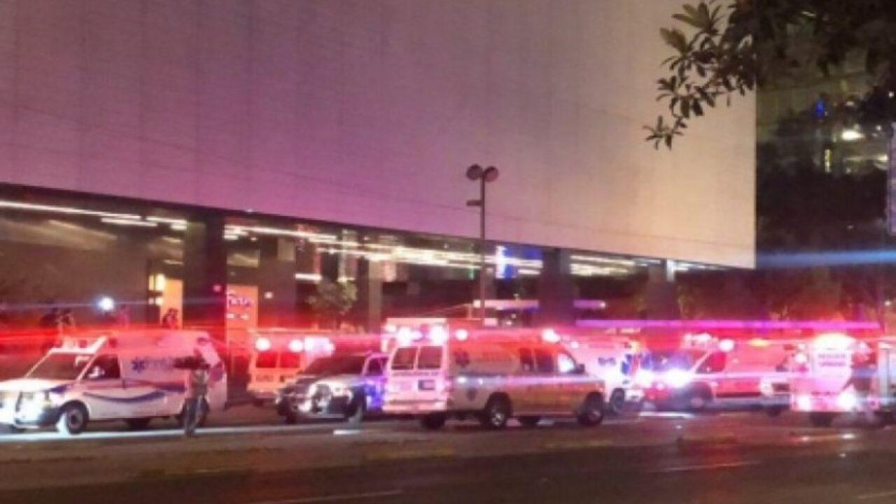 Explosión, Parque Delta, Centro Comercial, CDMX, Bomberos, Ambulancias, Fuego,
