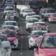 Fracasó diálogo con Segob; más movilizaciones si no interviene AMLO, advierten taxistas