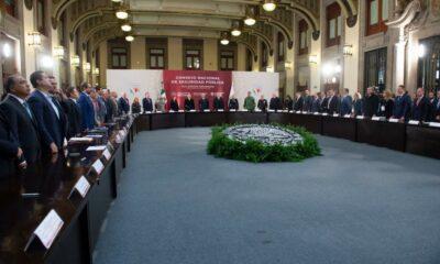 Góbers dan 'último llamado' a unidad nacional