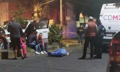 Intento de asalto termina con la vida de hombre en Coyoacán