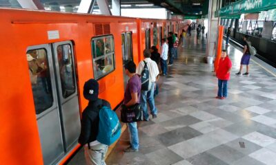 Transporte público de la CDMX modifica horario por fiestas decembrinas