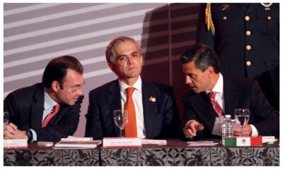 Gobierno de Mancera y Hacienda de Videgaray, involucrados en trama García Luna