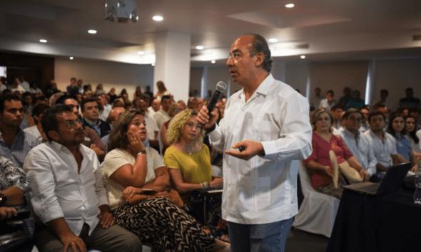 México Libre, Calderón, Felipe, Margarita, Zavala, Asambleas, INE, Partido, Político,