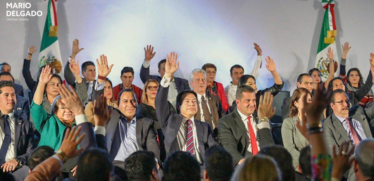 Morena y aliados pide a la ASF auditar a los 'superdelegados' estatales