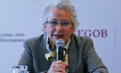 Olga Sanchez Cordero cuationa estados y municpios por seguridad