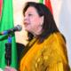 Teresa Mercado agradece respaldo de Ebrard
