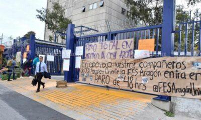 UNAM, Paro, FES, ENP, Planteles, Acoso, Alumnos, Graue,