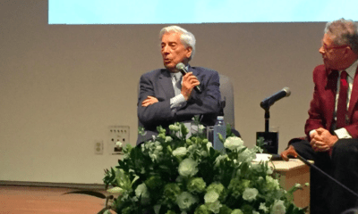 Vargas Llosa responde a Gutiérrez Müller; rechaza ser 'panfletario'