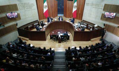 TEPJF ratifica incompetencia del INE para resolver queja sobre libro de AMLO