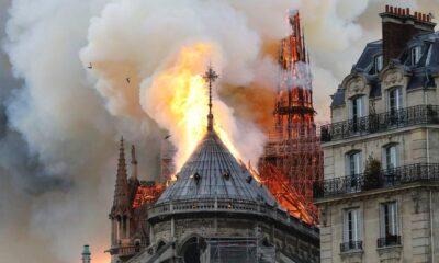 Notre Dame sin misa de Navidad por primera vez en 216 años