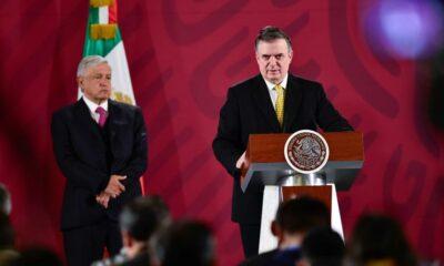AMLO y Ebrard niegan intento de injerencia en Bolivia