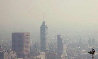Este jueves 19 de diciembre se reporta mala calidad del aire en diversos puntos de la Ciudad de México, así como las alcaldías del Estado de México cercanas a la capital del país.