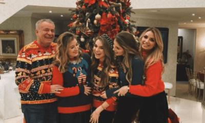 """Angélica Rivera pasa Navidad con """"El Güero"""" Castro"""