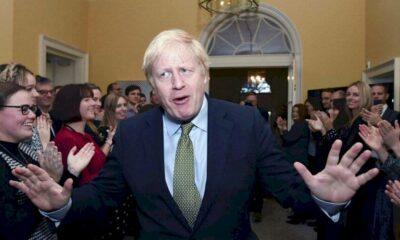 Triunfo de Boris Johnson acelerará concreción del Brexit