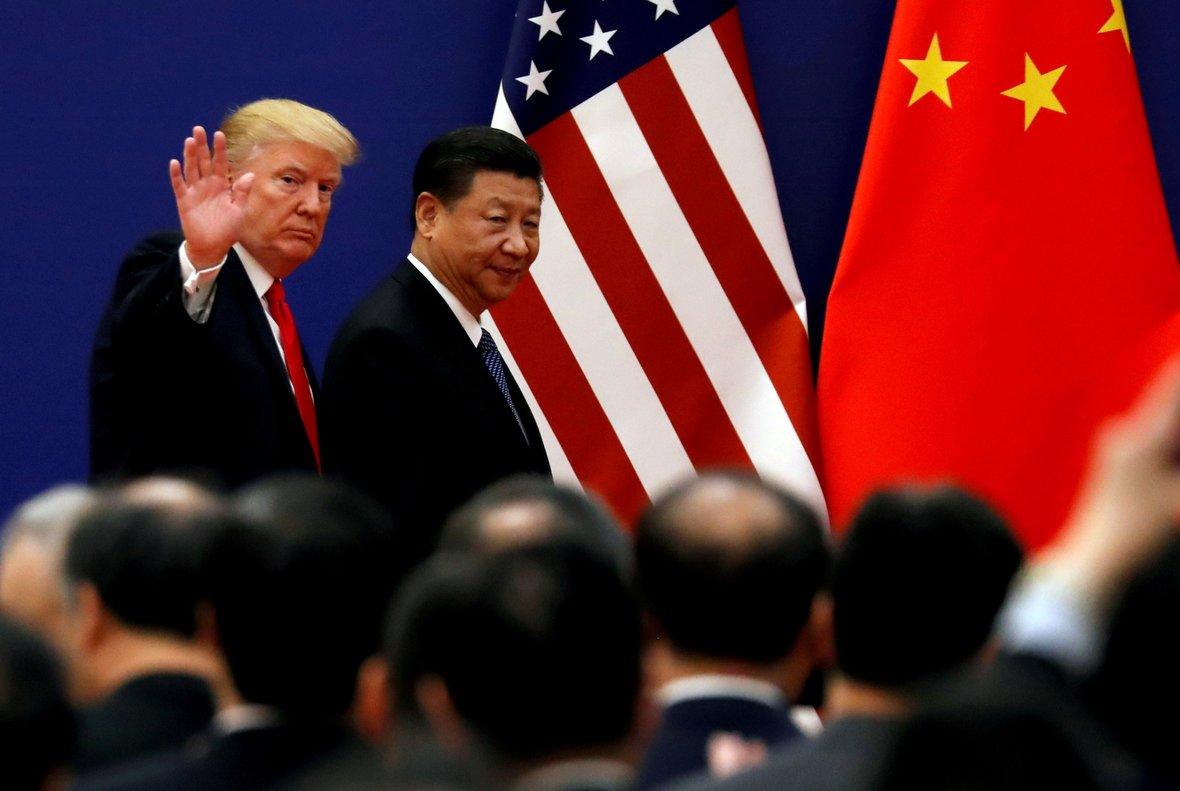 China y Estados Unidos anuncian acuerdo comercial