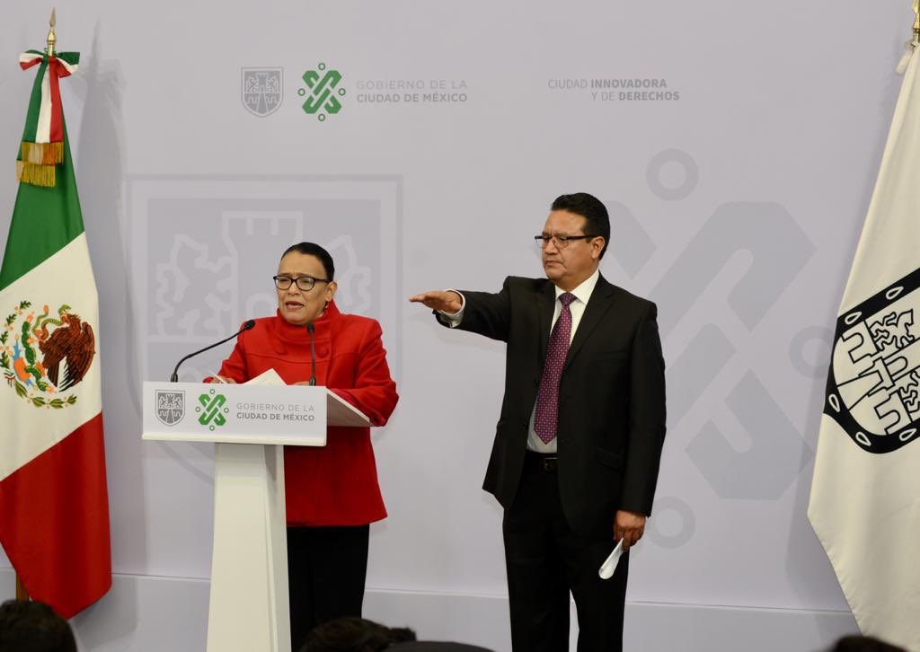 Néstor Vargas, nuevo consejero jurídico de la CDMX tras renuncia de Héctor Villegas