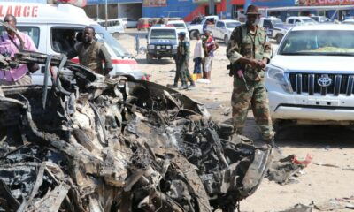 Atentado en Somalia deja más de 70 muertos