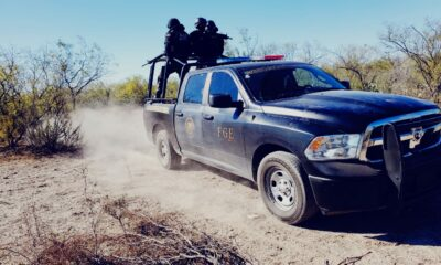 8 presuntos delincuentes fueron abatidos por la policia en Coahuila