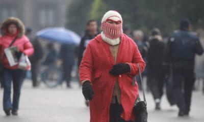 Persistirán bajas temperaturas en el norte del país