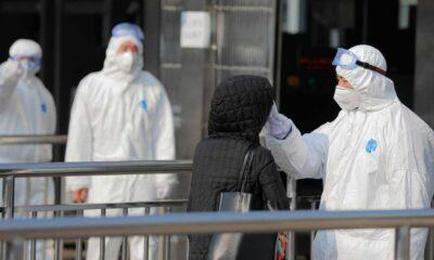 Suman 80 muertos por coronavirus; hay 2,500 contagiados