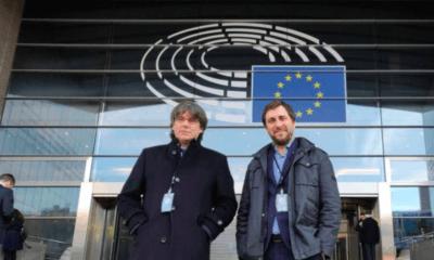 Busca tribunal español que se retire inmunidad a Puigdemont