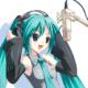 La estrella pop Hatsune Miku: la artista virtual