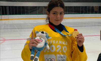 Mexicana consigue medalla de oro en olímpicos de invierno