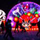 Festival de las Linternas en Nanjing recibe al año nuevo chino