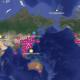 Crean mapa que muestra expansión de coronavirus