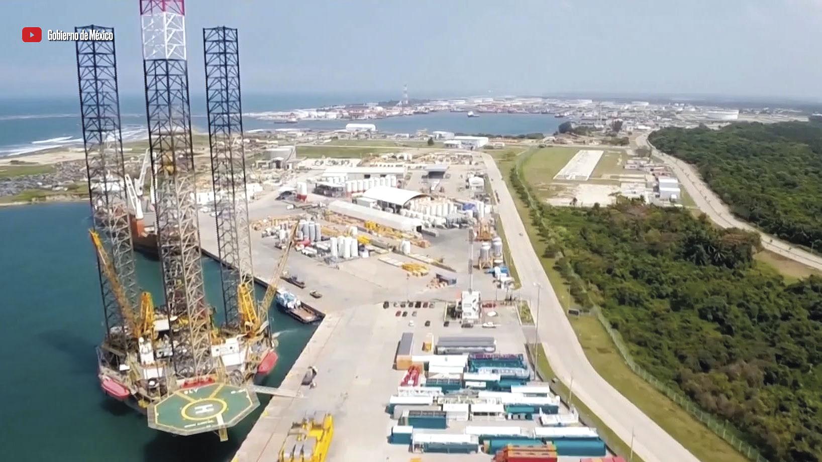 Bancos chinos invierten 600 mdd en refinería de Dos Bocas