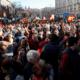 España, Manifestaciones, Madrid, Pedro, Sánchez,
