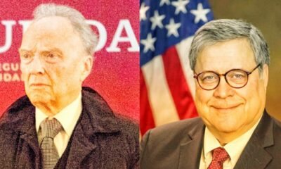 Gertz y Barr acuerdan frenar el tráfico de armas y fentanilo