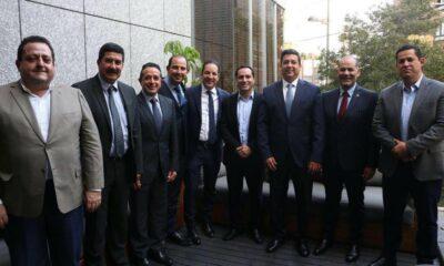 Gobernadores panistas harán propuesta a AMLO para 'convivir' con Insabi