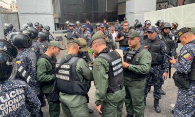 Guaidó acusa golpe en Asamblea Nacional